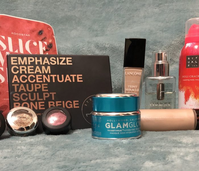My best products of 2018