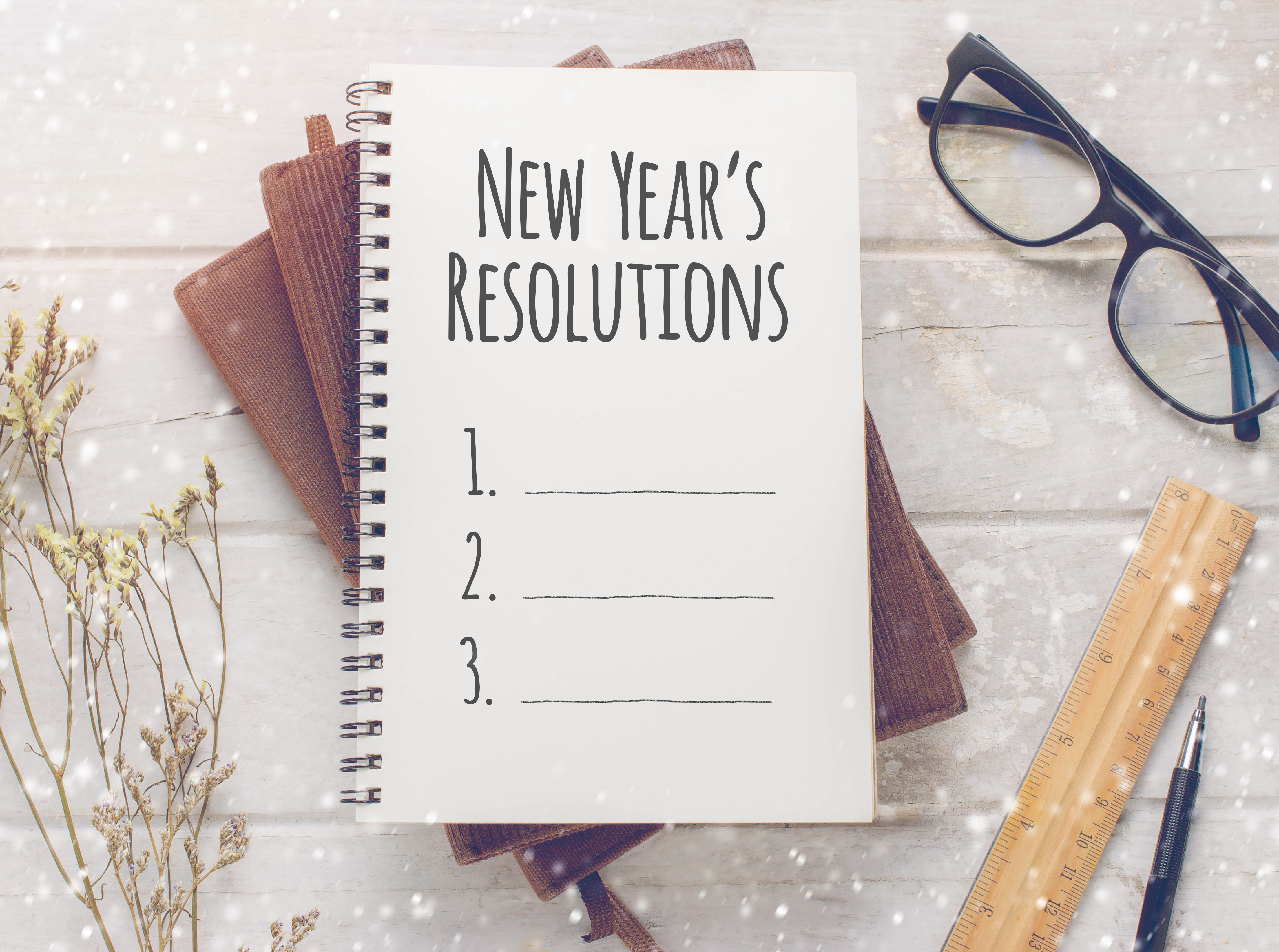 About New Year's Resolutions