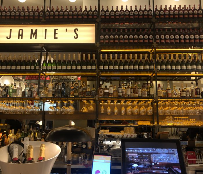Vienna Series Part 1 – Jamie's Italian Vienna Downtown