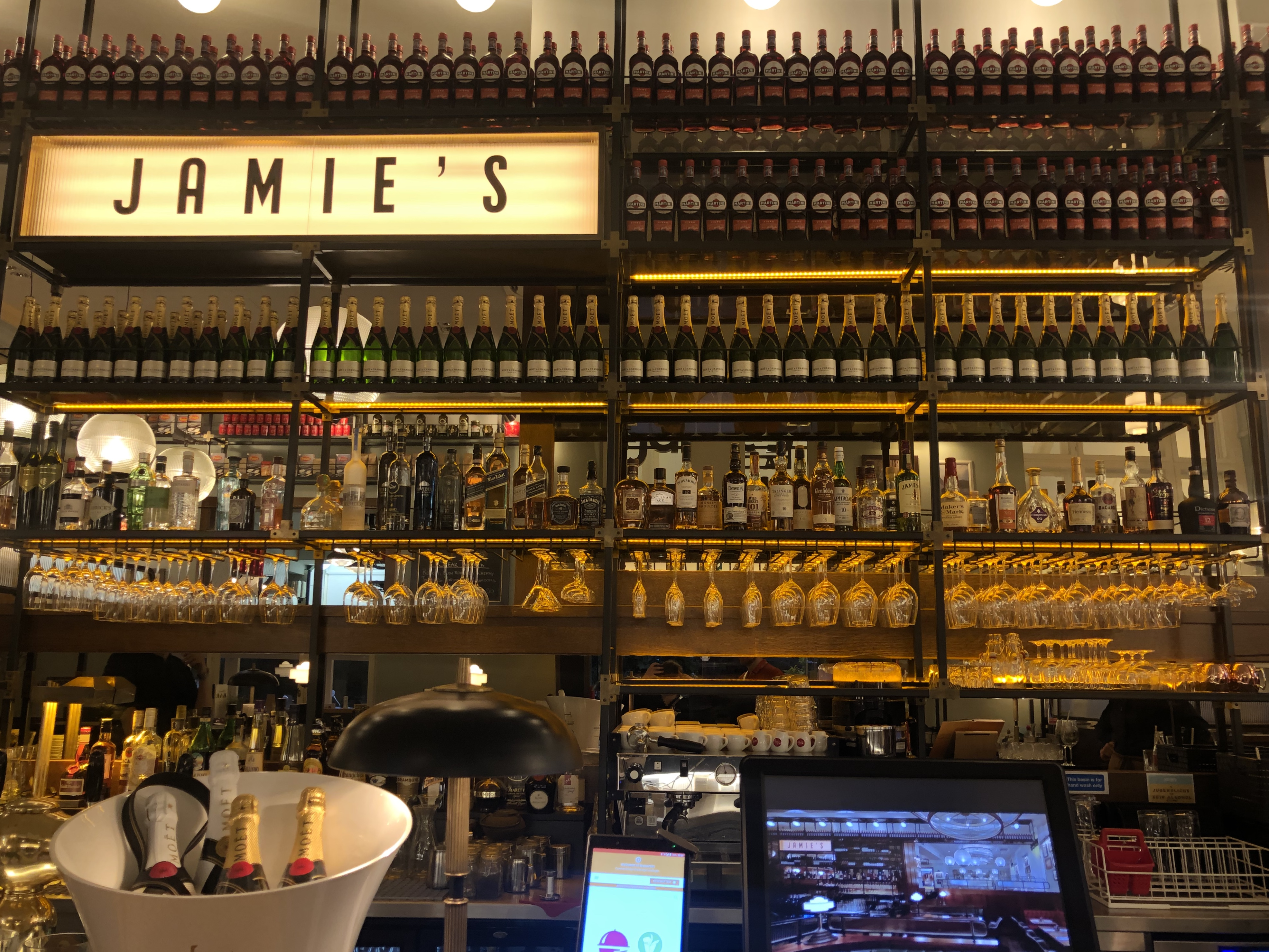 Vienna Series Part 1 – Jamie's Italian Vienna Downtown